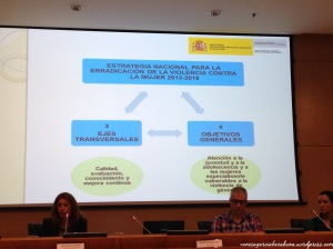 Pilar Moreno Estrategia para la erradicación de la violencia de género